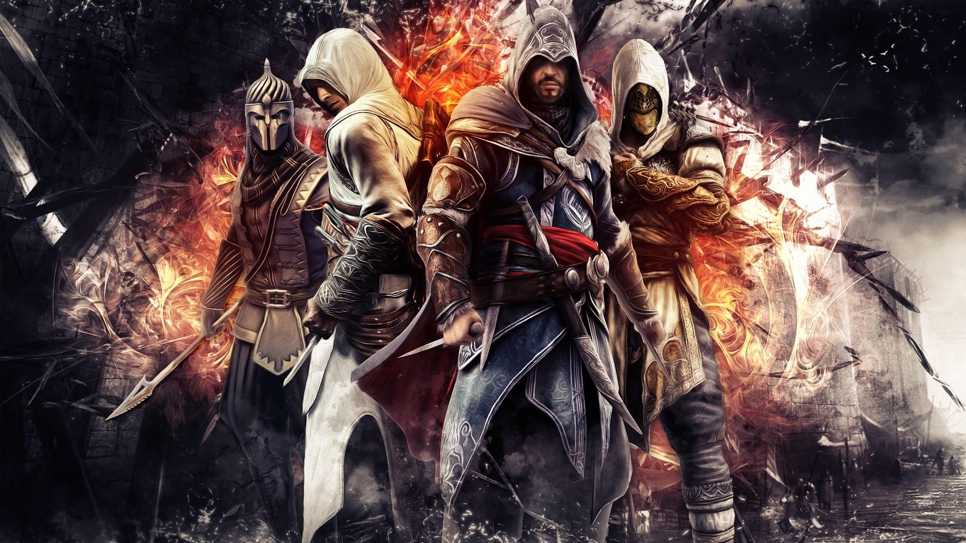 Assassins Creed Wallpaper Epic