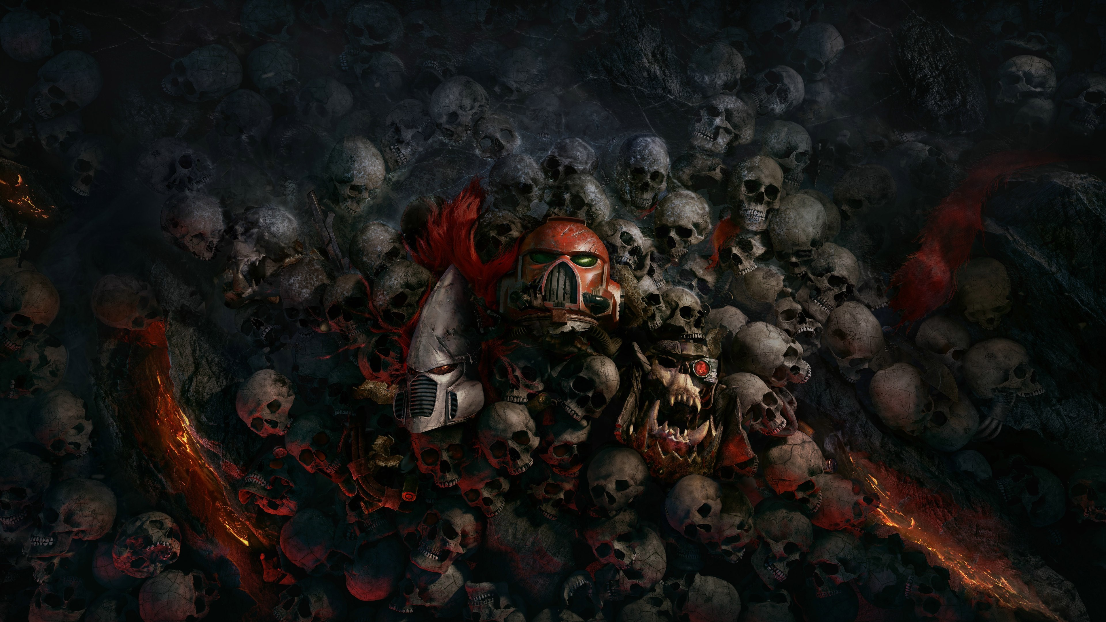 Warhammer Dawn of War III wallpaper: Wallpapers Collection, kB)