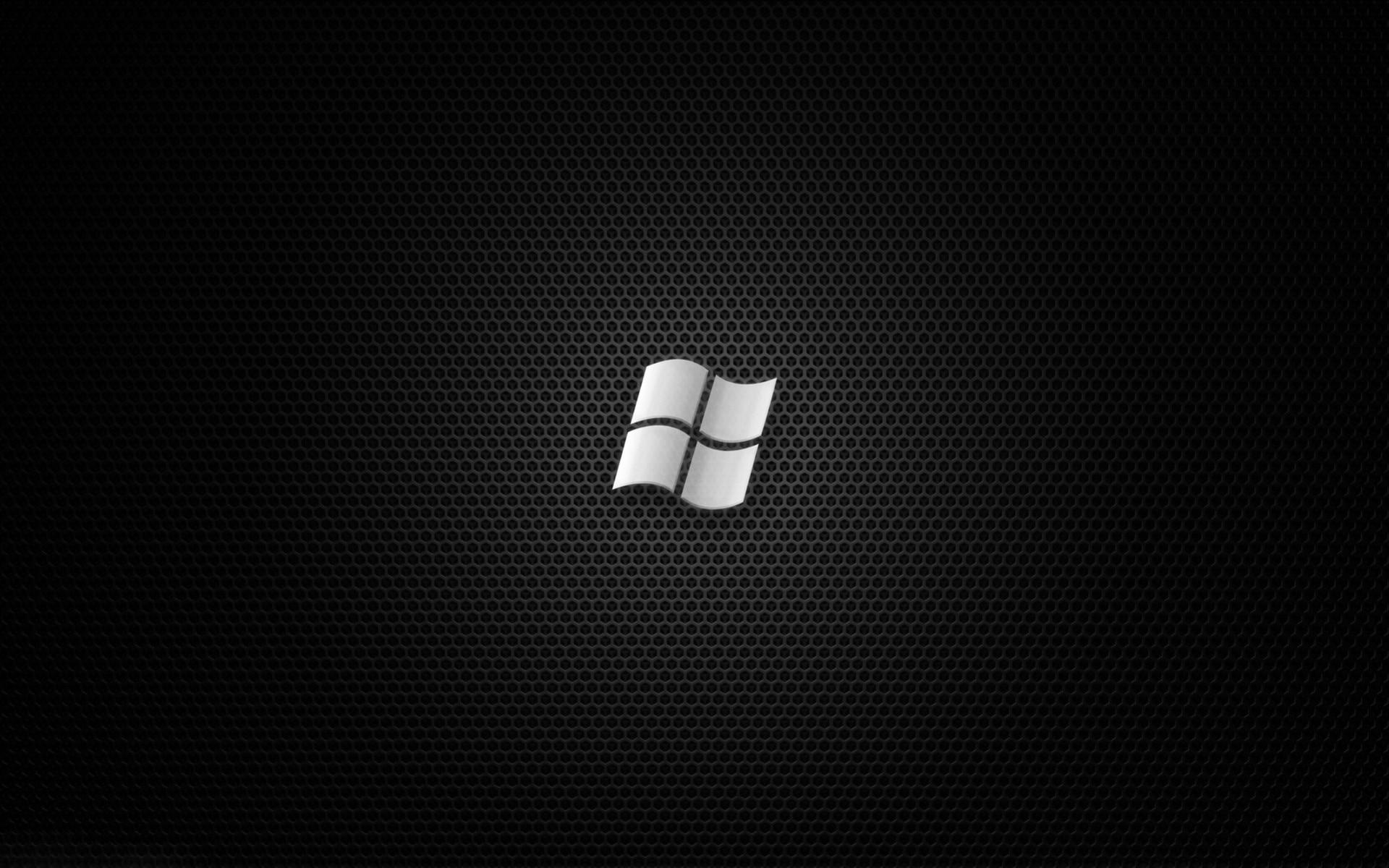 Windows Black Desktop Wallpapers