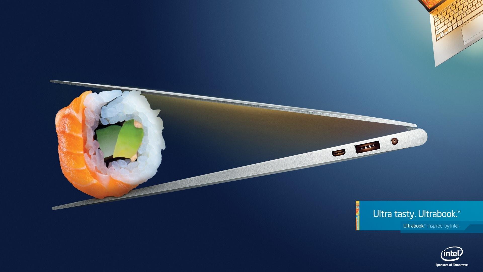 Wallpaper: Intel Ultrabook. High Definition HD 1920×1080