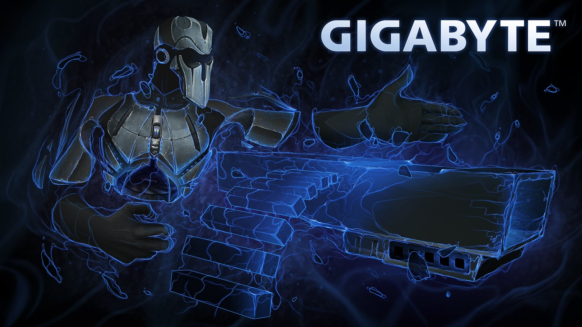 Gigabyte Gaming Wallpapers 1920×1080