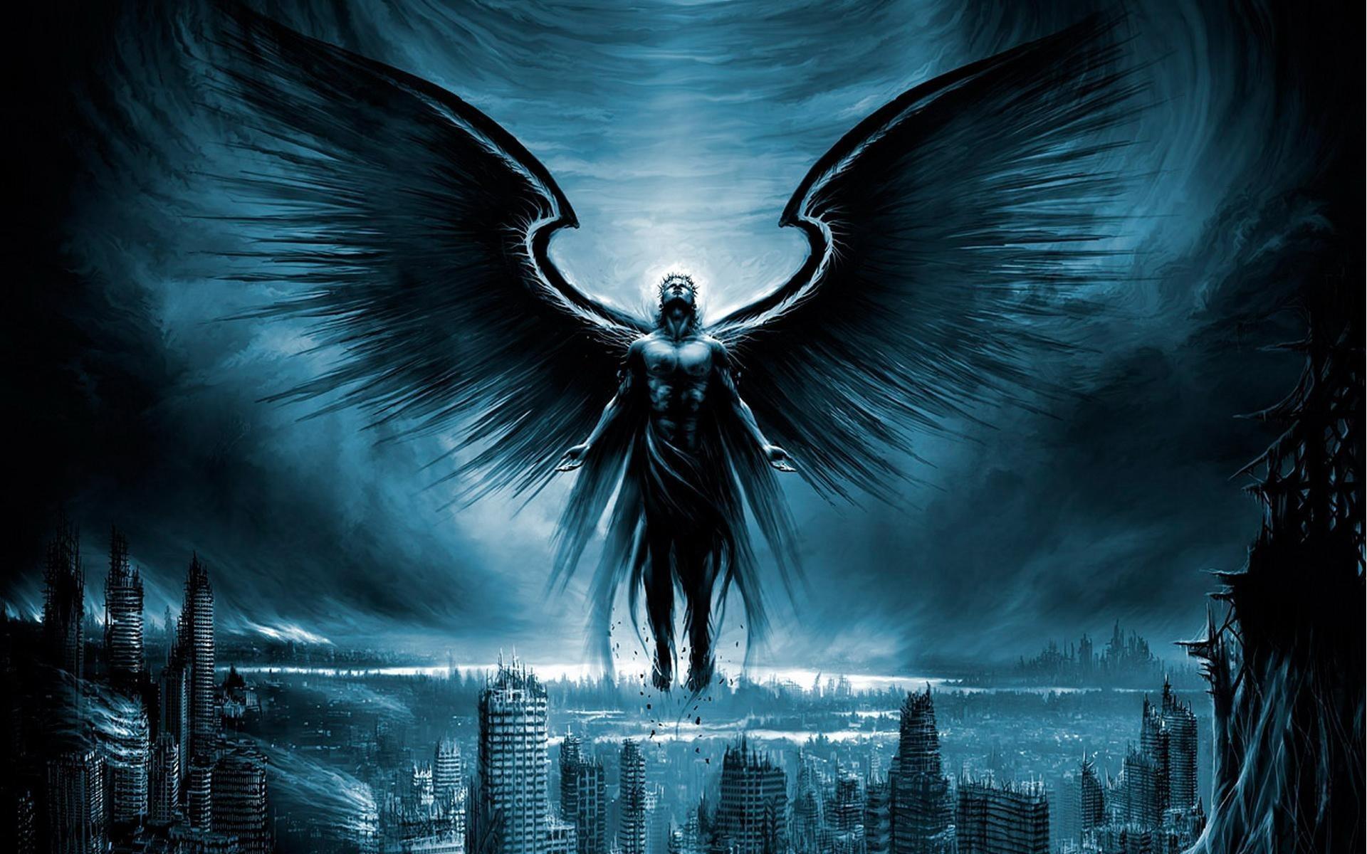 … Fallen Angel
