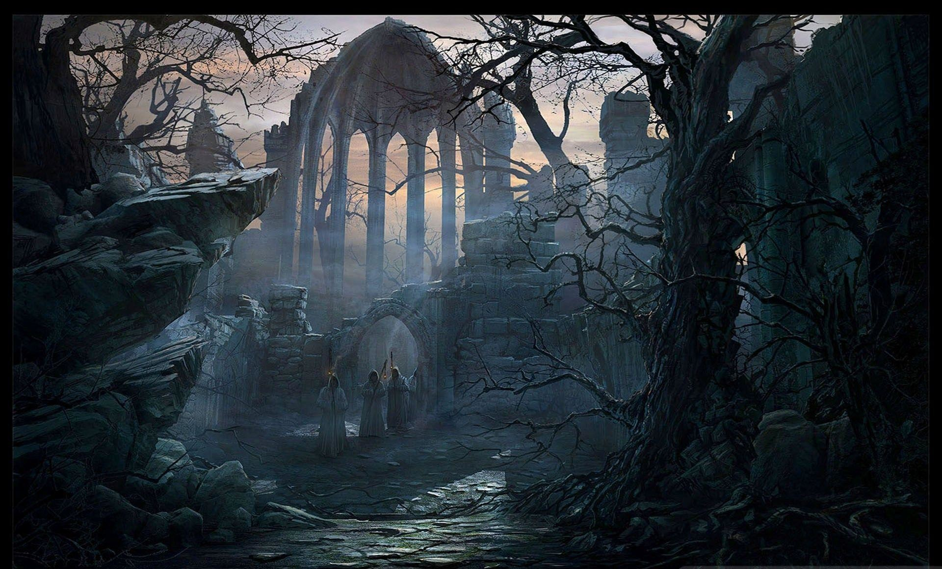 Dark Gothic Background Images – Viewing Gallery