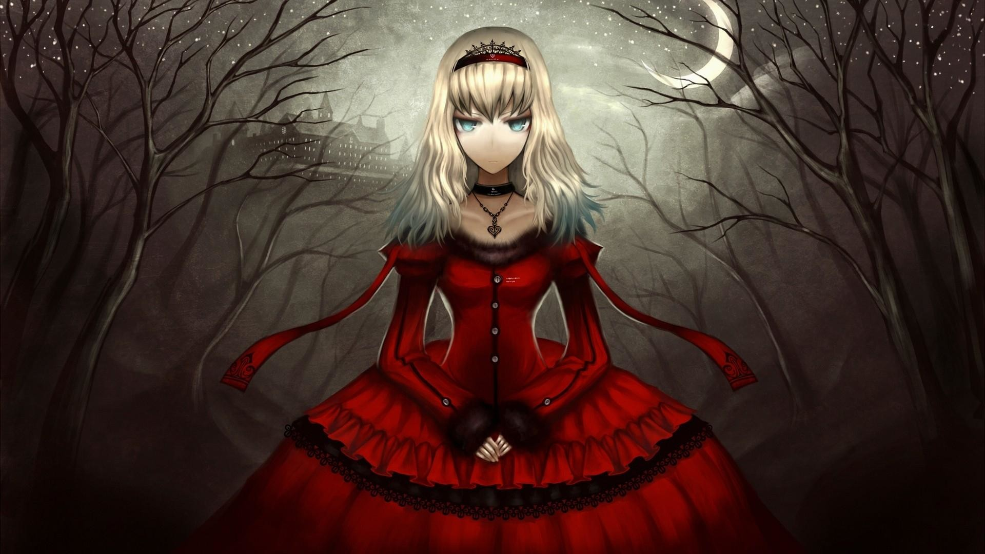 wallpaper.wiki-Girl-Gothic-Images-1920×1080-PIC-WPE005878