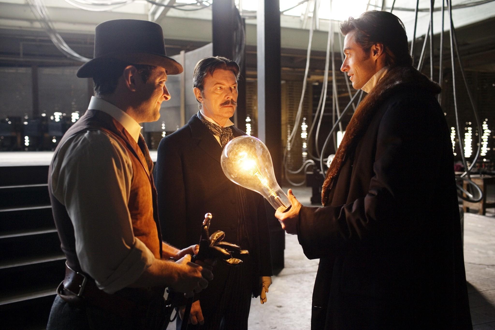 Movies magic Nikola Tesla actors scientists Hugh Jackman The Prestige Andy  Serkis wallpaper | | 59840 | WallpaperUP
