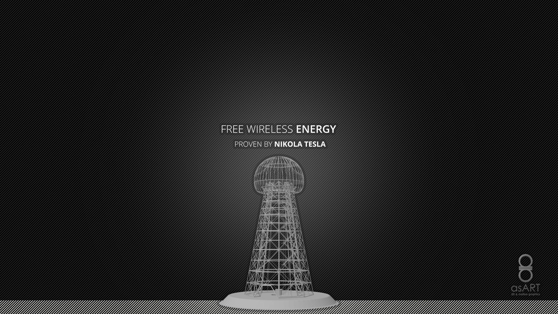 TESLA DESKTOP WALLPAPER Wardenclyff Tower | PNG 1920 x 1080 Pixels