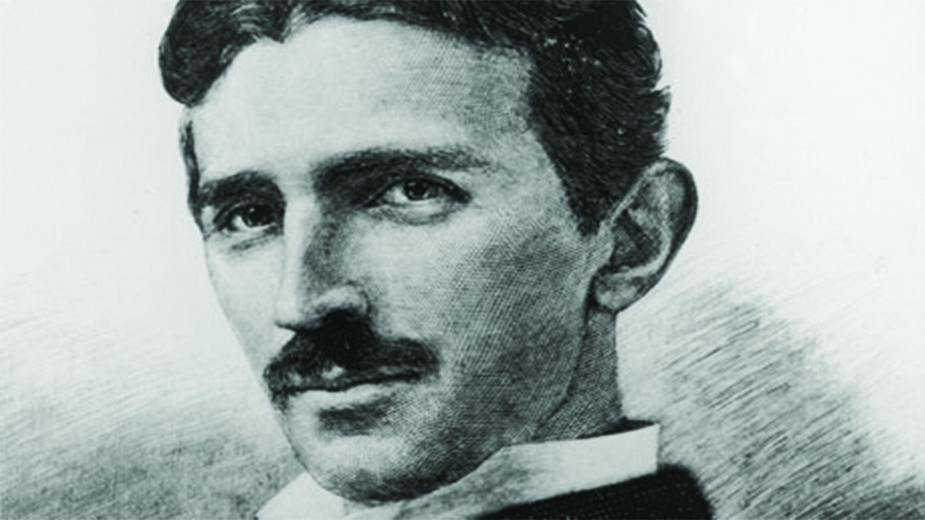 Nikola Tesla Portrait – https://imashon.com/w/nikola-