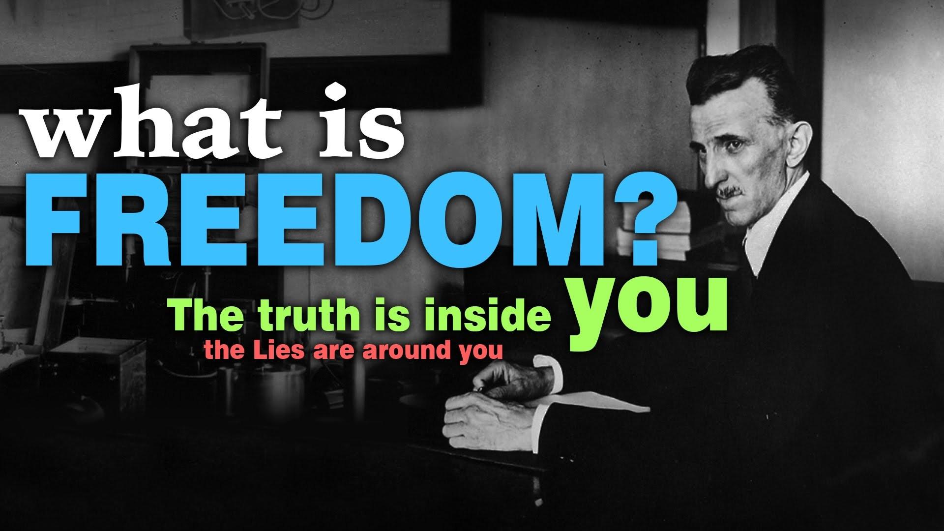 Nikola Tesla – World Of Free Energy – Wireless