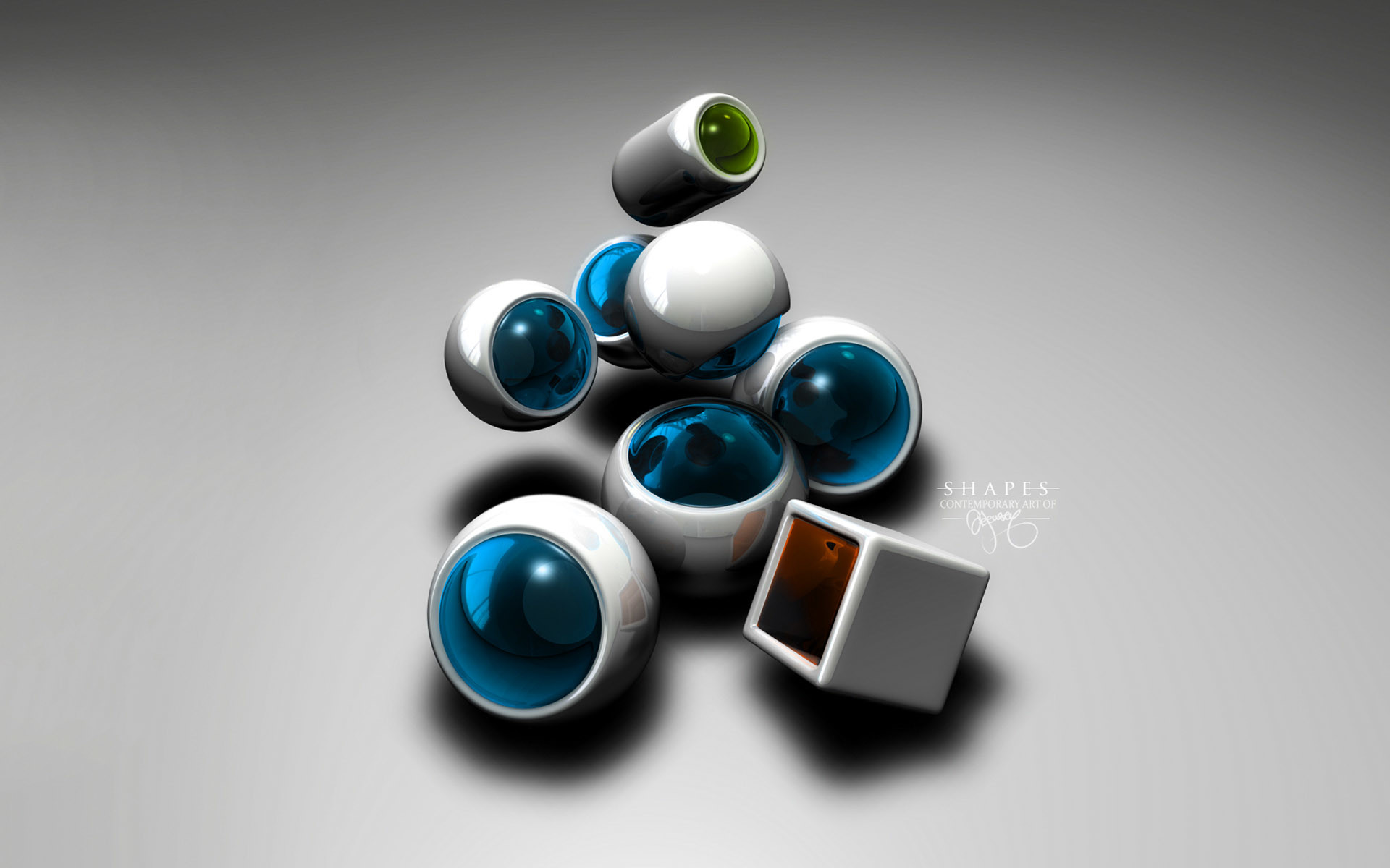 3D Wallpapers | Abstract Desktop Backgrounds | HD Wallpapers – Page 1