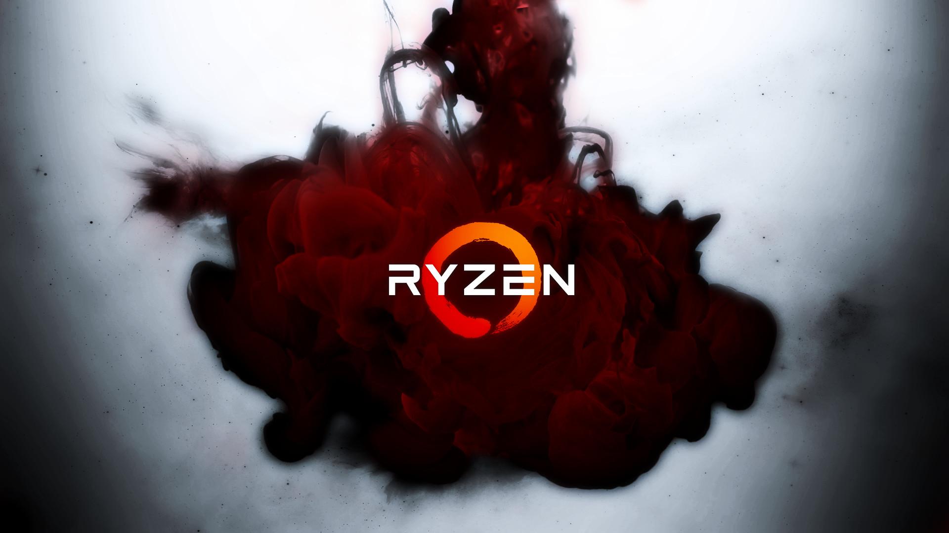 AMD Ryzen Wallpaper by XenoF3 AMD Ryzen Wallpaper by XenoF3