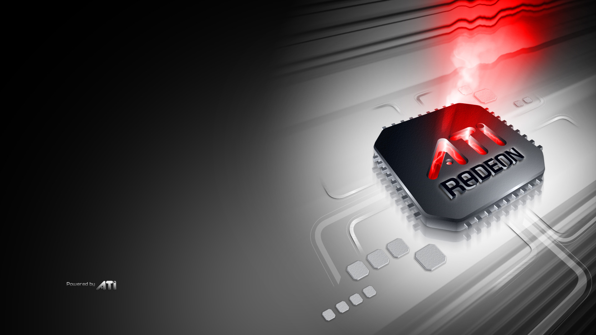 ATI Radeon Wallpaper ATI, Radeon