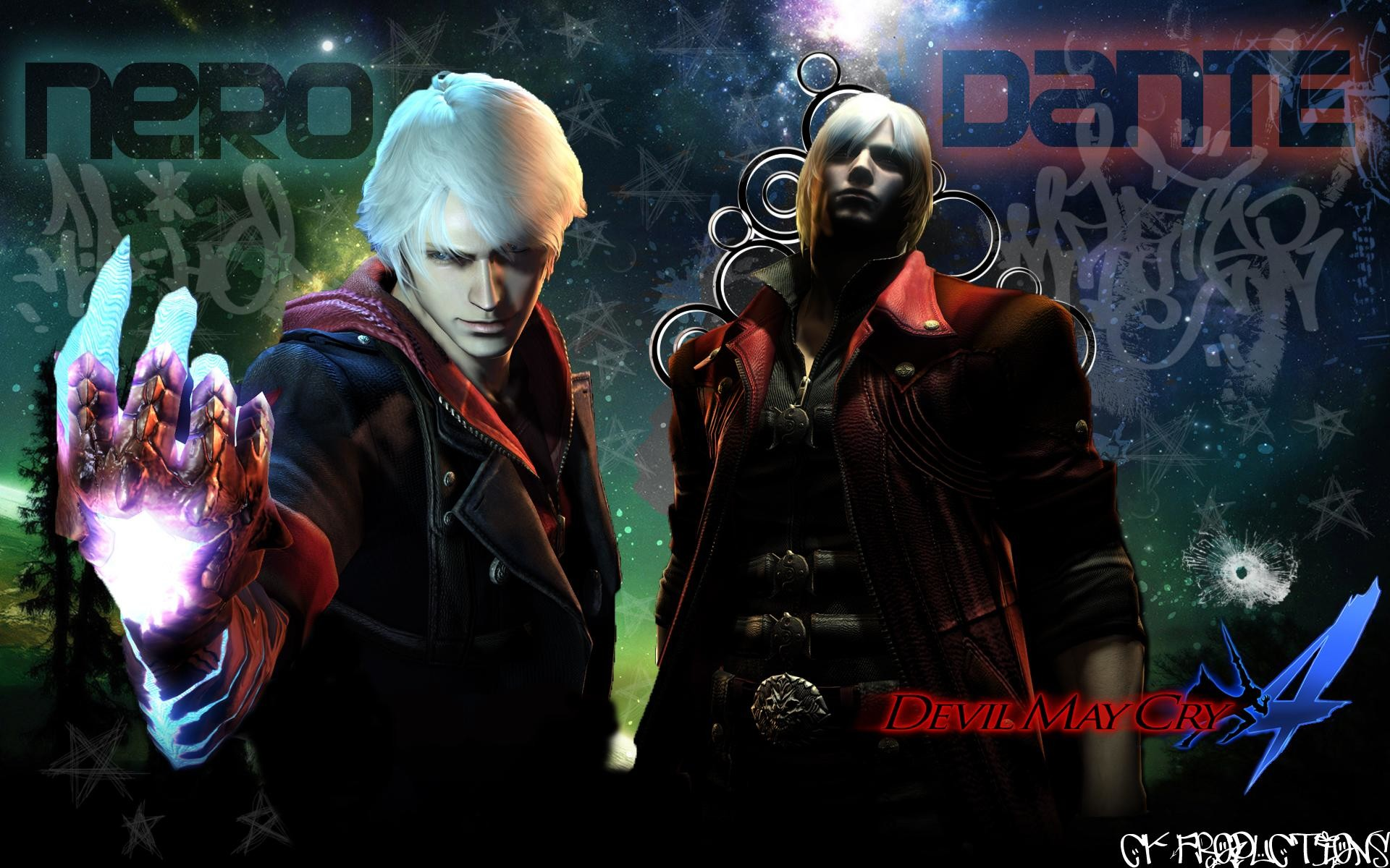 Find out: Devil May Cry 4 wallpaper on https://hdpicorner.com/devil-may-cry-4/  | Desktop Wallpapers | Pinterest | Devil and Wallpaper
