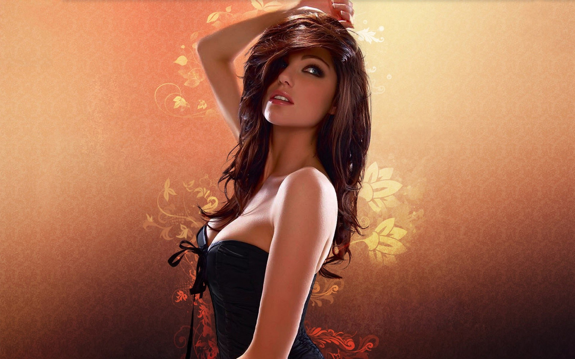fantasy pin up girls | Fantasy girl – Dancer desktop PC and Mac  wallpaper