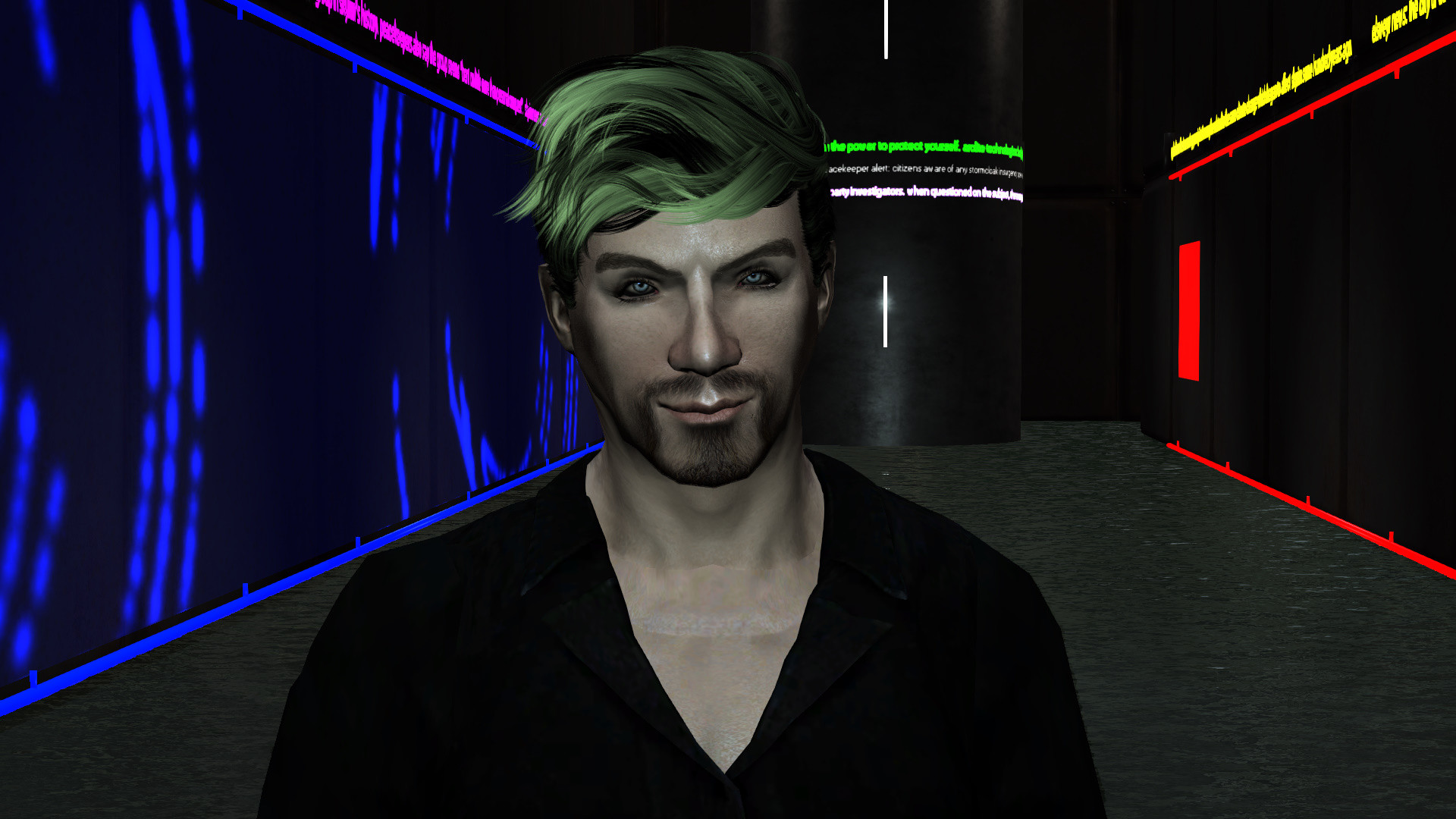 Jacksepticeye and Antisepticeye – Racemenu Preset at Skyrim Nexus – mods  and community