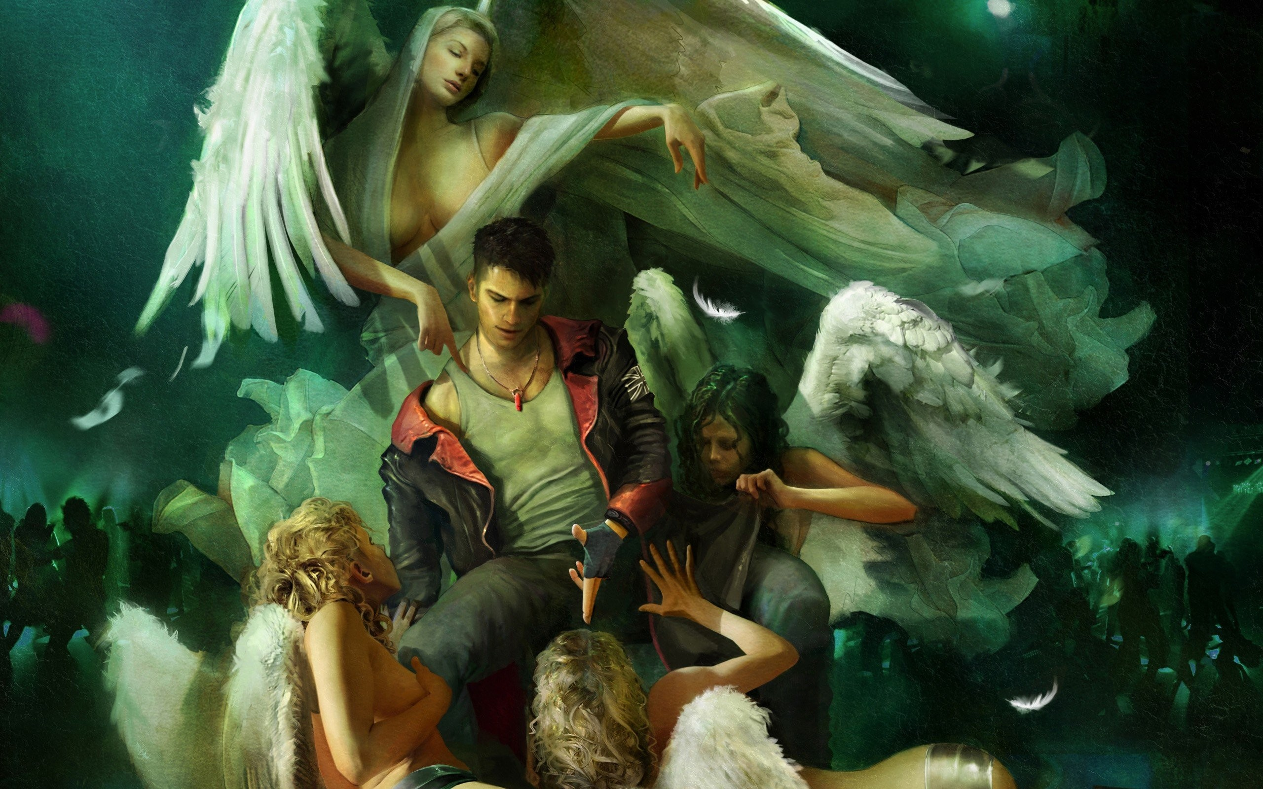 Angels Devil May Cry Vergil dmc wallpaper | | 254647 | WallpaperUP