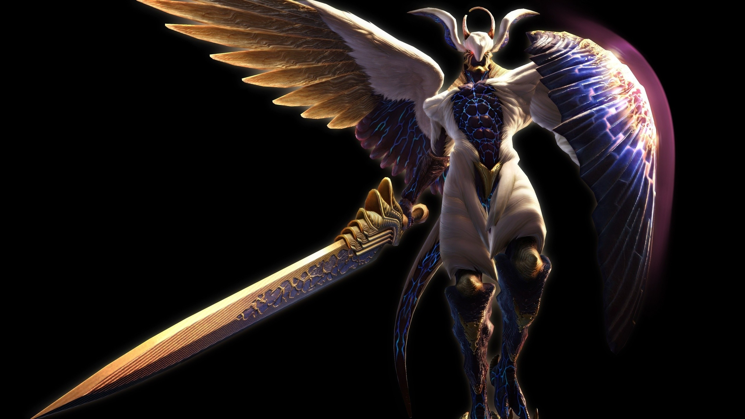 Fantasy Devil May Cry angel warrior weapons sword wallpaper | |  58558 | WallpaperUP