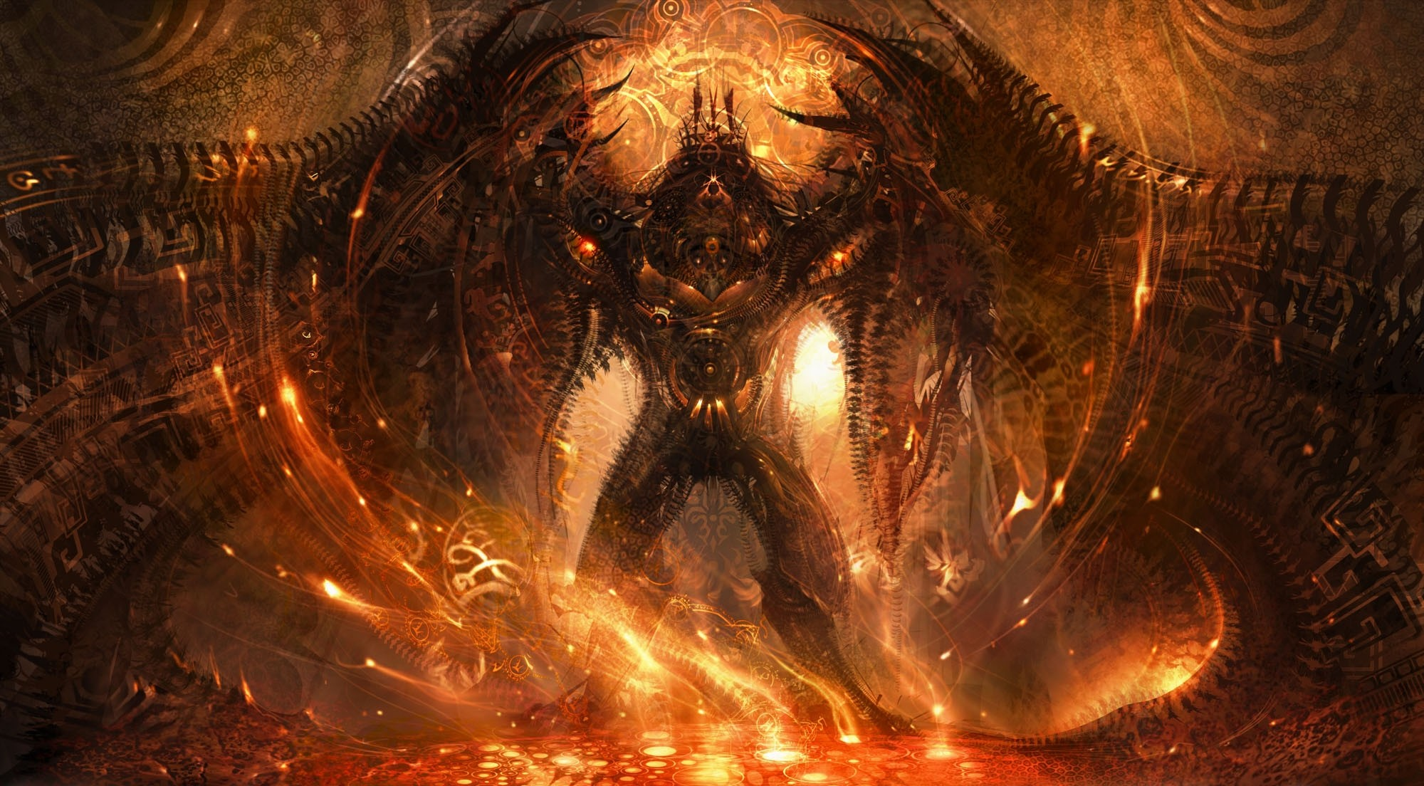 HD Wallpaper | Background ID:122383. Dark Demon