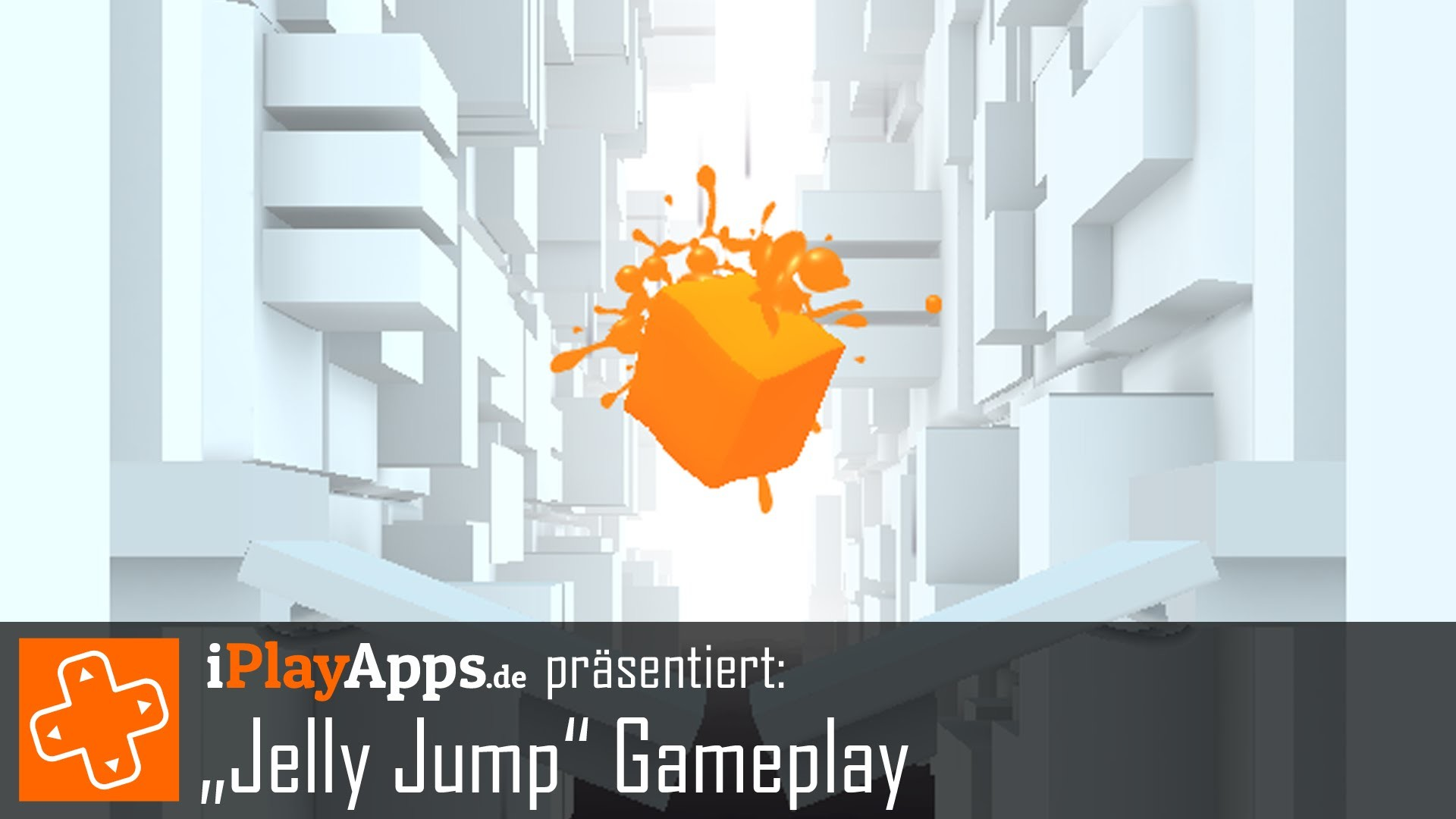 """""""Jelly Jump"""" Gameplay (by Ketchapp)"""