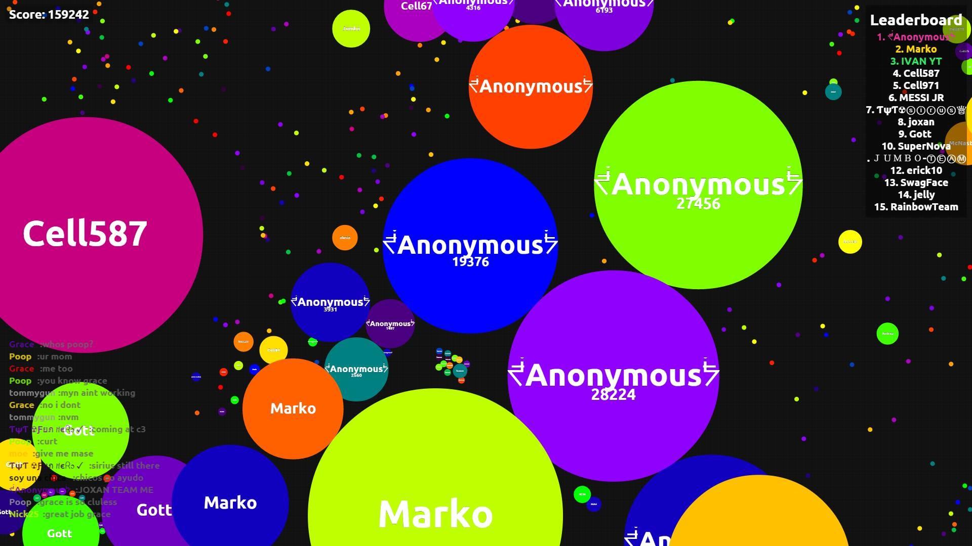 JELLY[YT] user game score 218170 agar.io game score screenshot  agarioplay.org – JELLY[YT] saved mass <a href=   agario   Pinterest