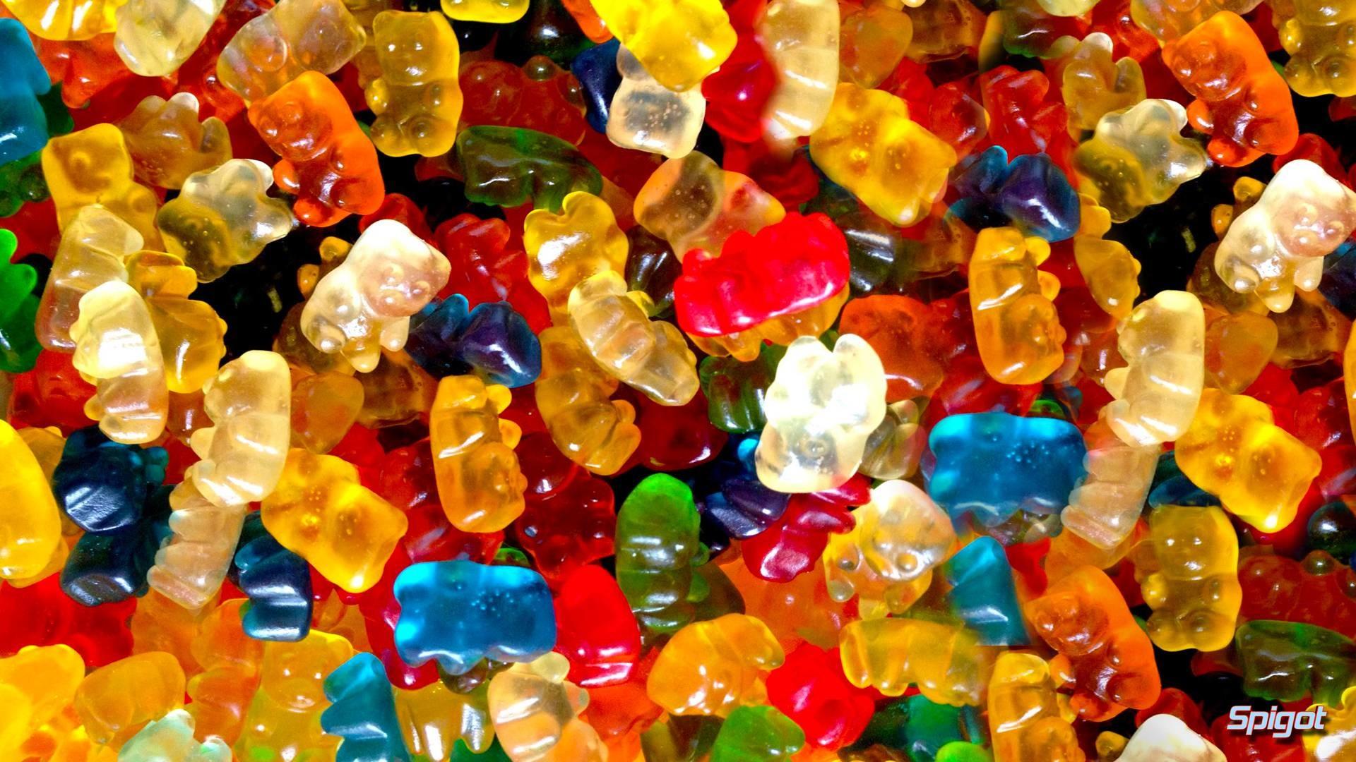Gummy Bears – Candy Wallpaper