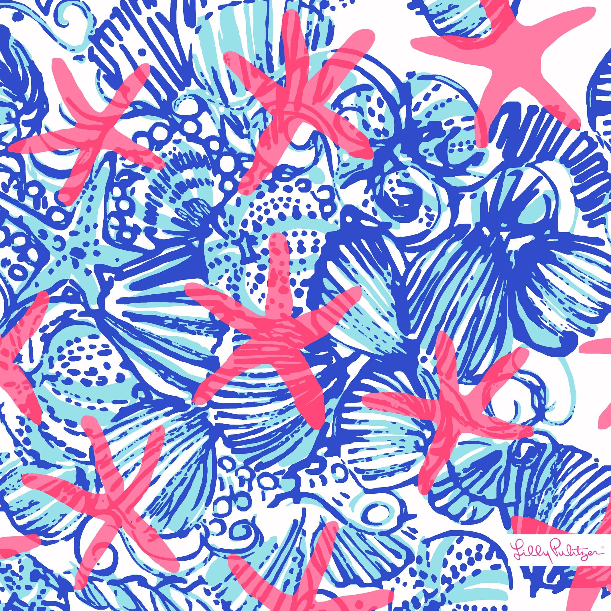 47 Lilly Pulitzer Wallpaper Iphone