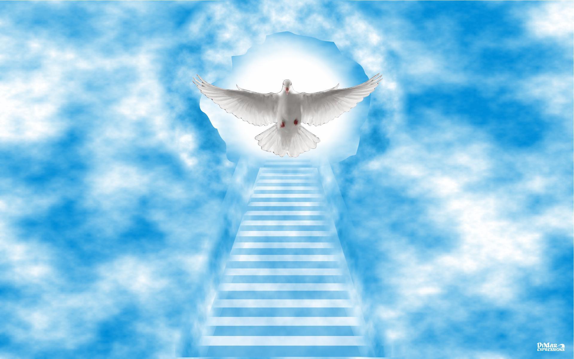 Stairway to Heaven Desktop Wallpaper