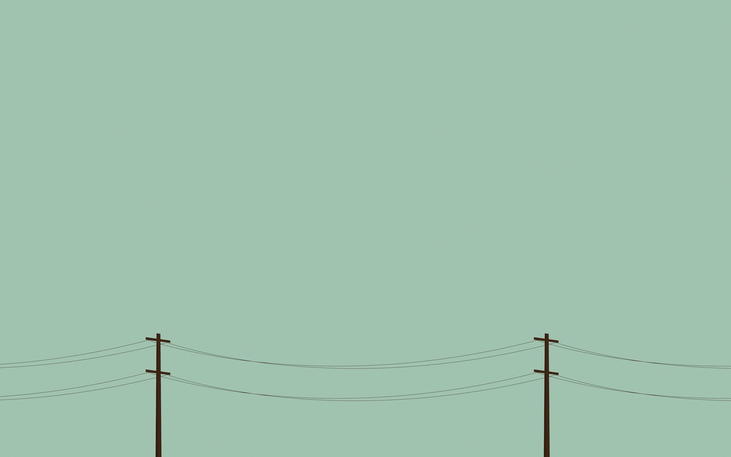 minimalistic desktop wallpapers
