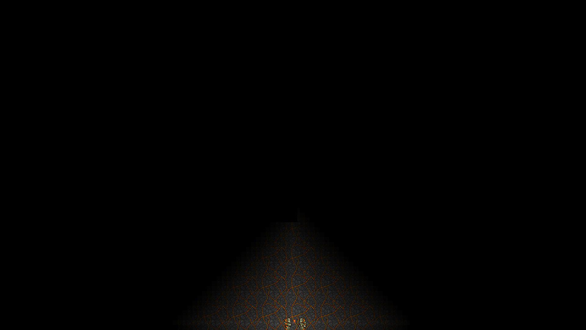 Dark Minimalist Terraria Wallpaper | Terraria Tips
