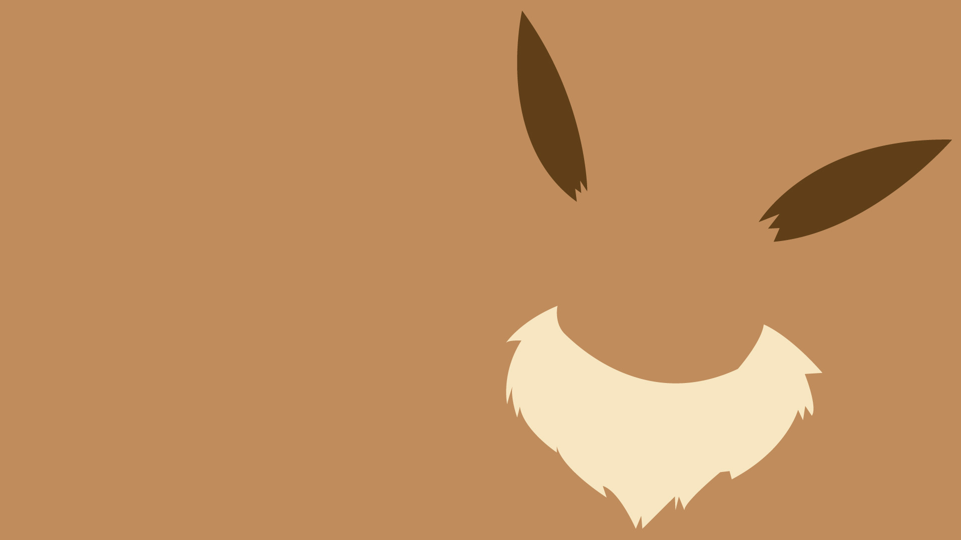the Eevee one :) https://i.imgur.com/W2yVH7N.jpg
