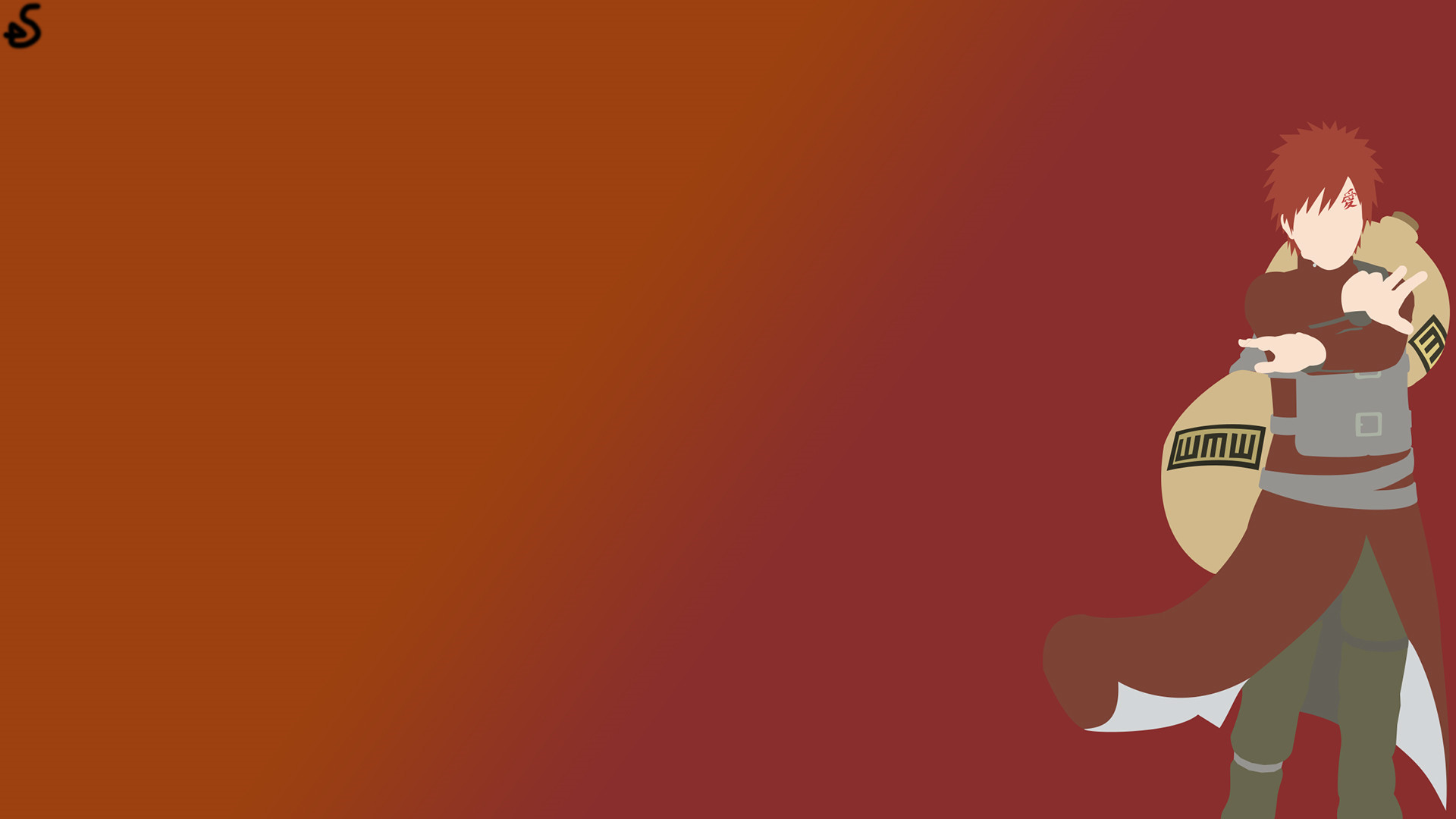 Konan God Mode (Naruto) Minimalist Wallpaper by slezzy7 on DeviantArt |  Minimalism | Pinterest | Minimalist wallpaper, Naruto and Minimalist