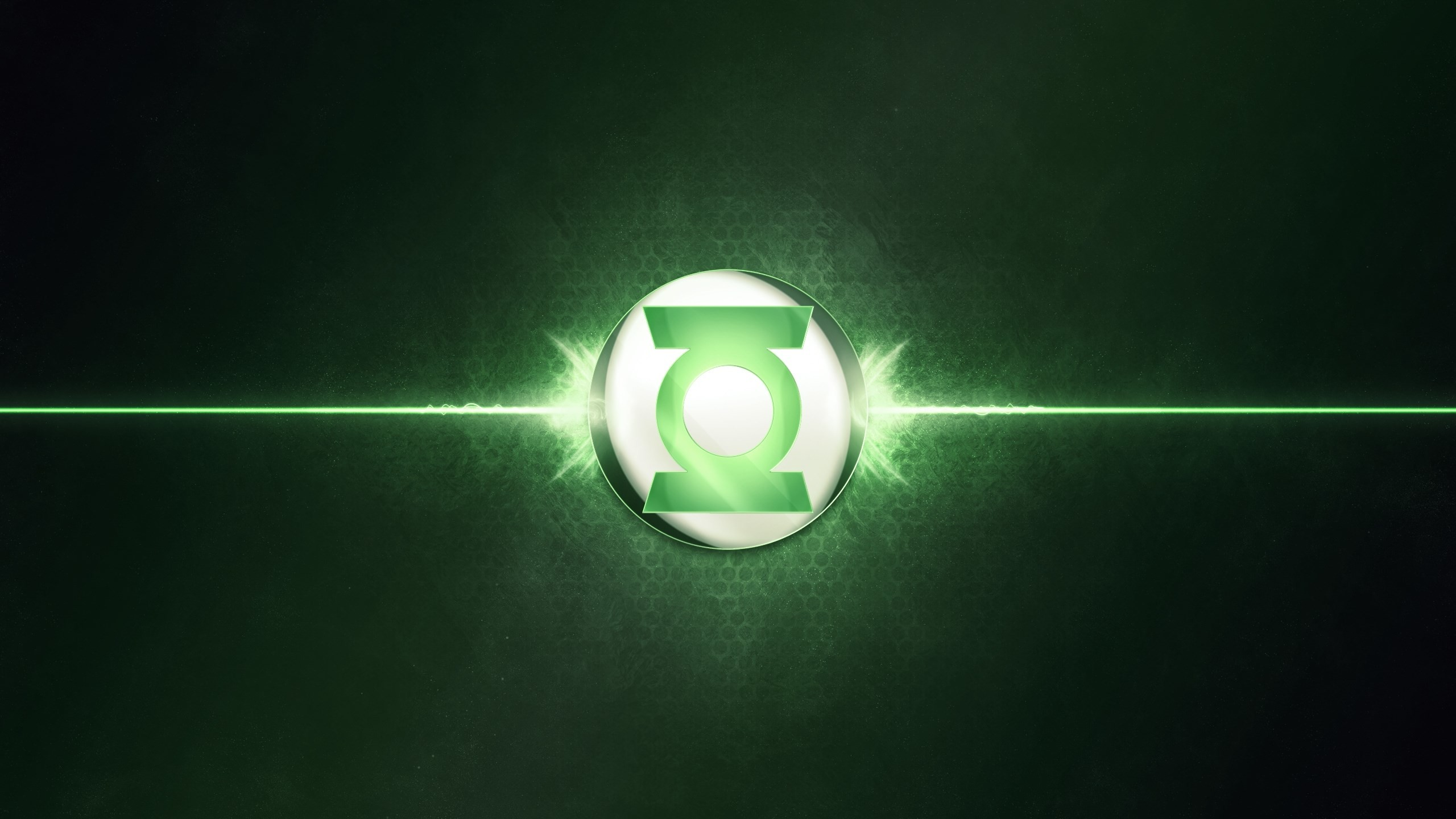 2560x1440px green lantern theme background images by Kemp Peacock