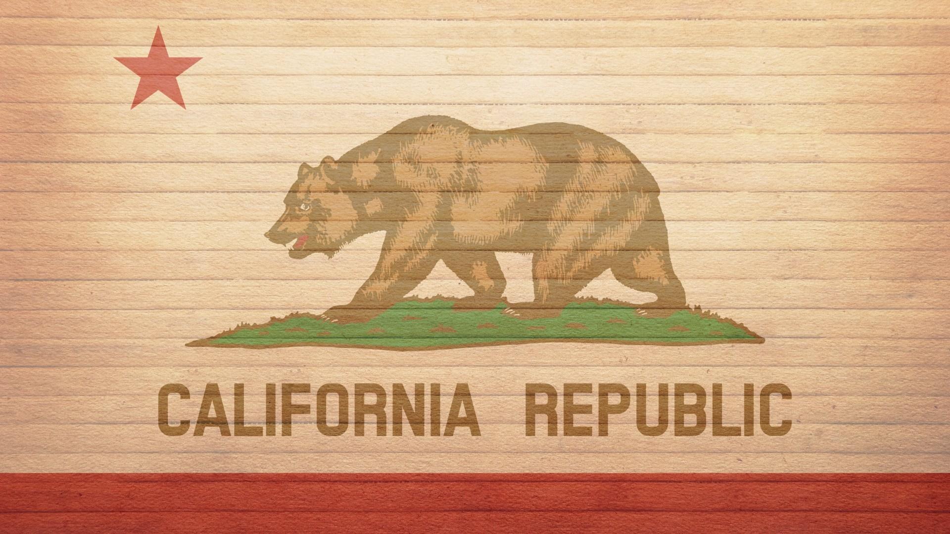 … California Flag – Wallpaper [1920 x 1080] by uda4754