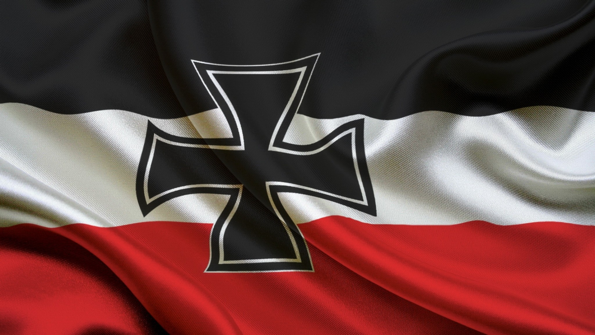 Preview wallpaper flag, fascist, germany 2048×1152