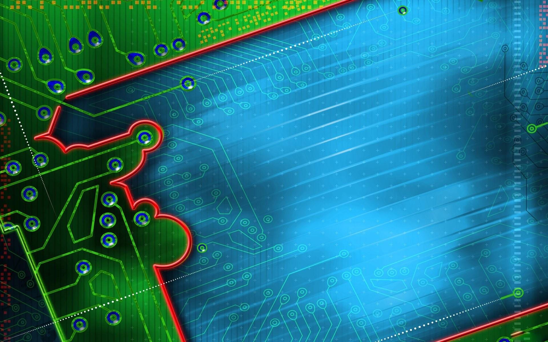 widescreen, wallpaper, electronics, green, background, wallpapers .