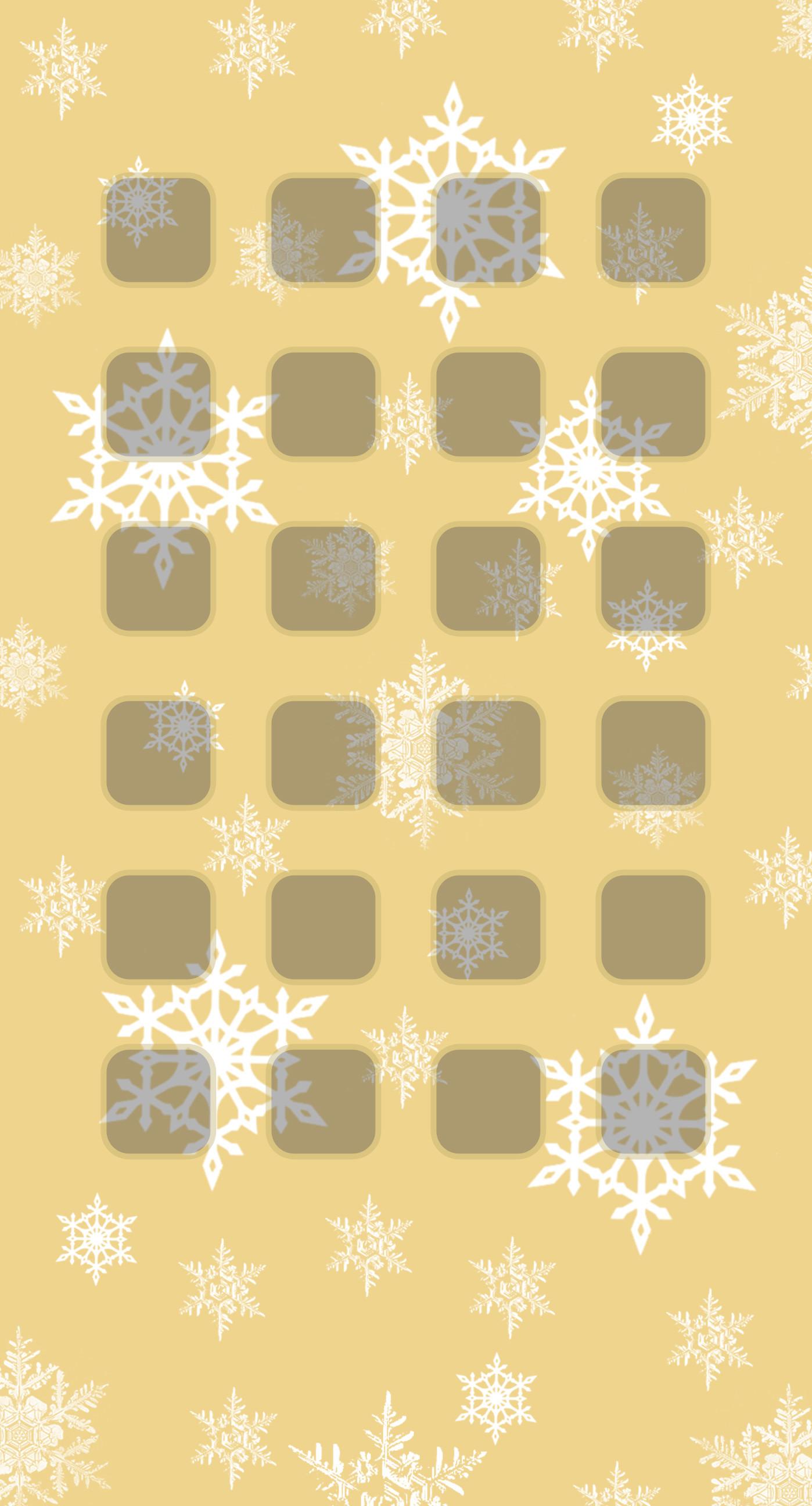 Christmas gold shelf women iPhone6s Plus / iPhone6 Plus Wallpaper