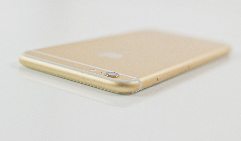 Iphone 6 Plus Gold Wallpaper Free Desktop