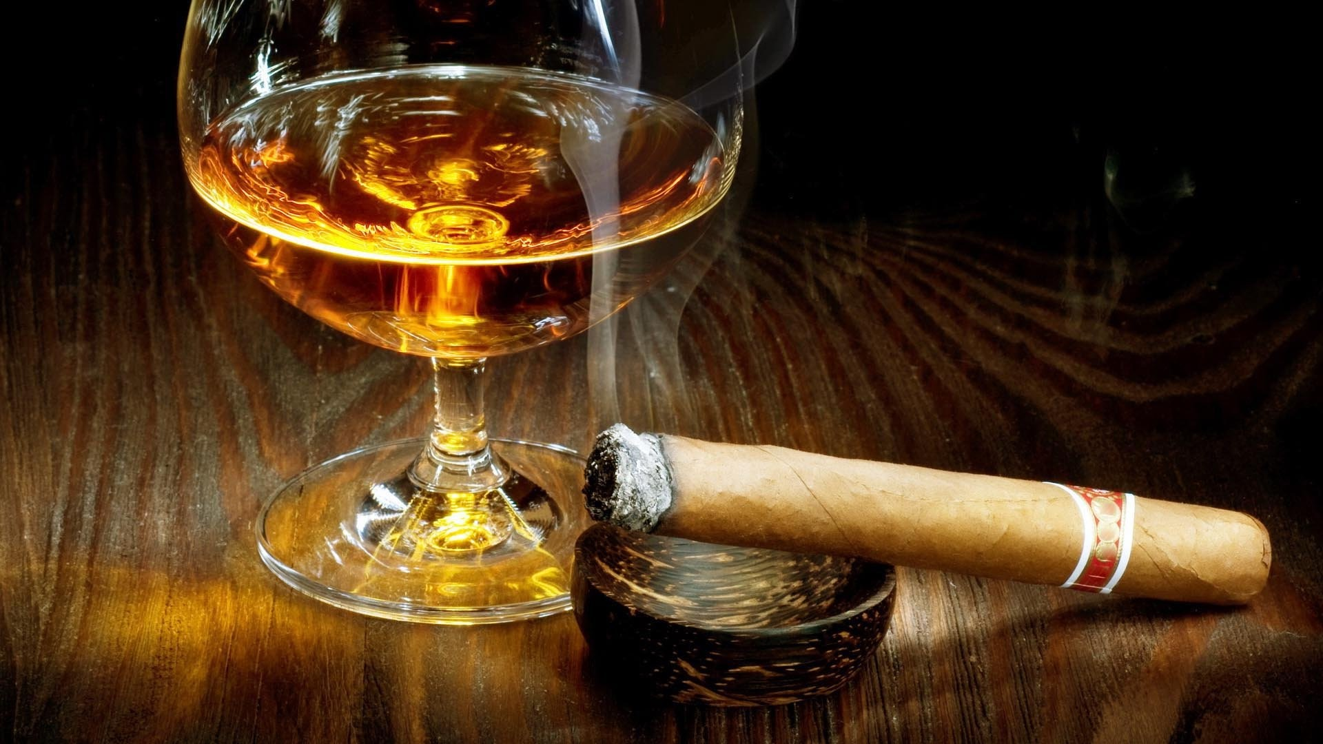 tobacco bokeh smoke smoking cigar drink alcohol drinks glass wallpaper .