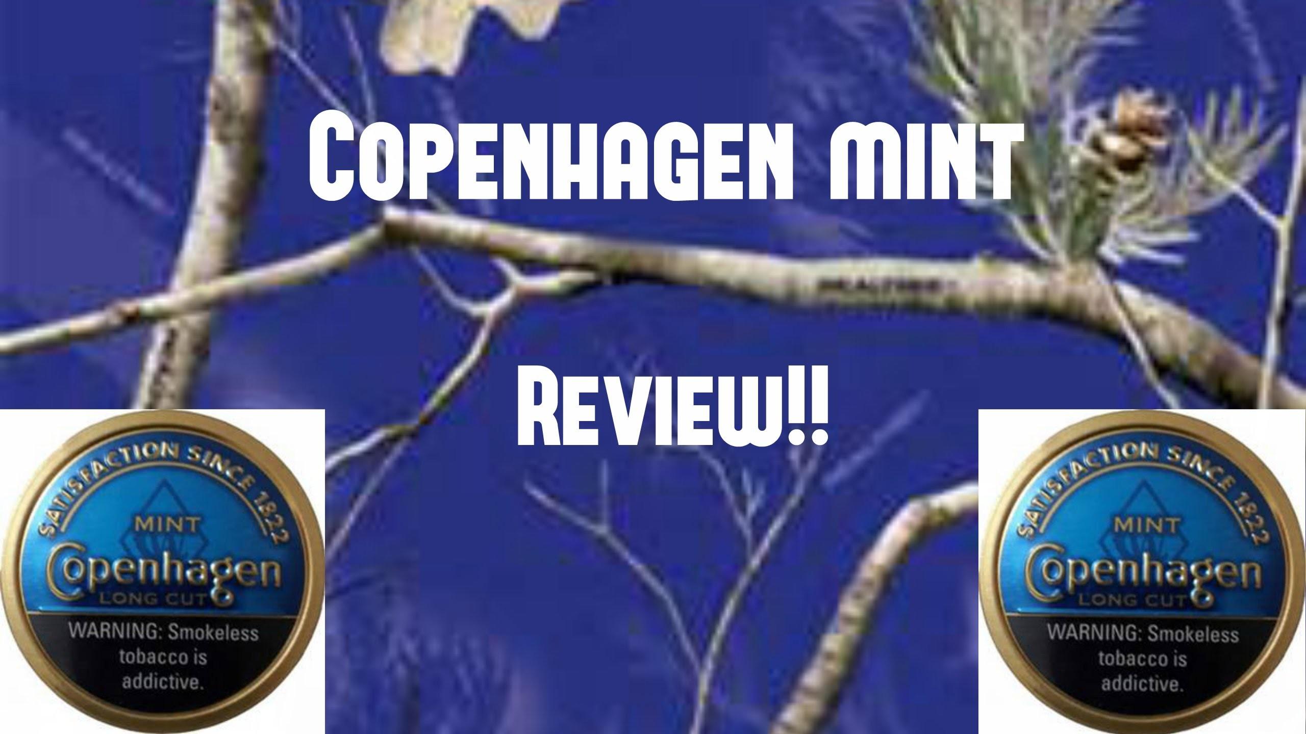 Copenhagen mint review!!
