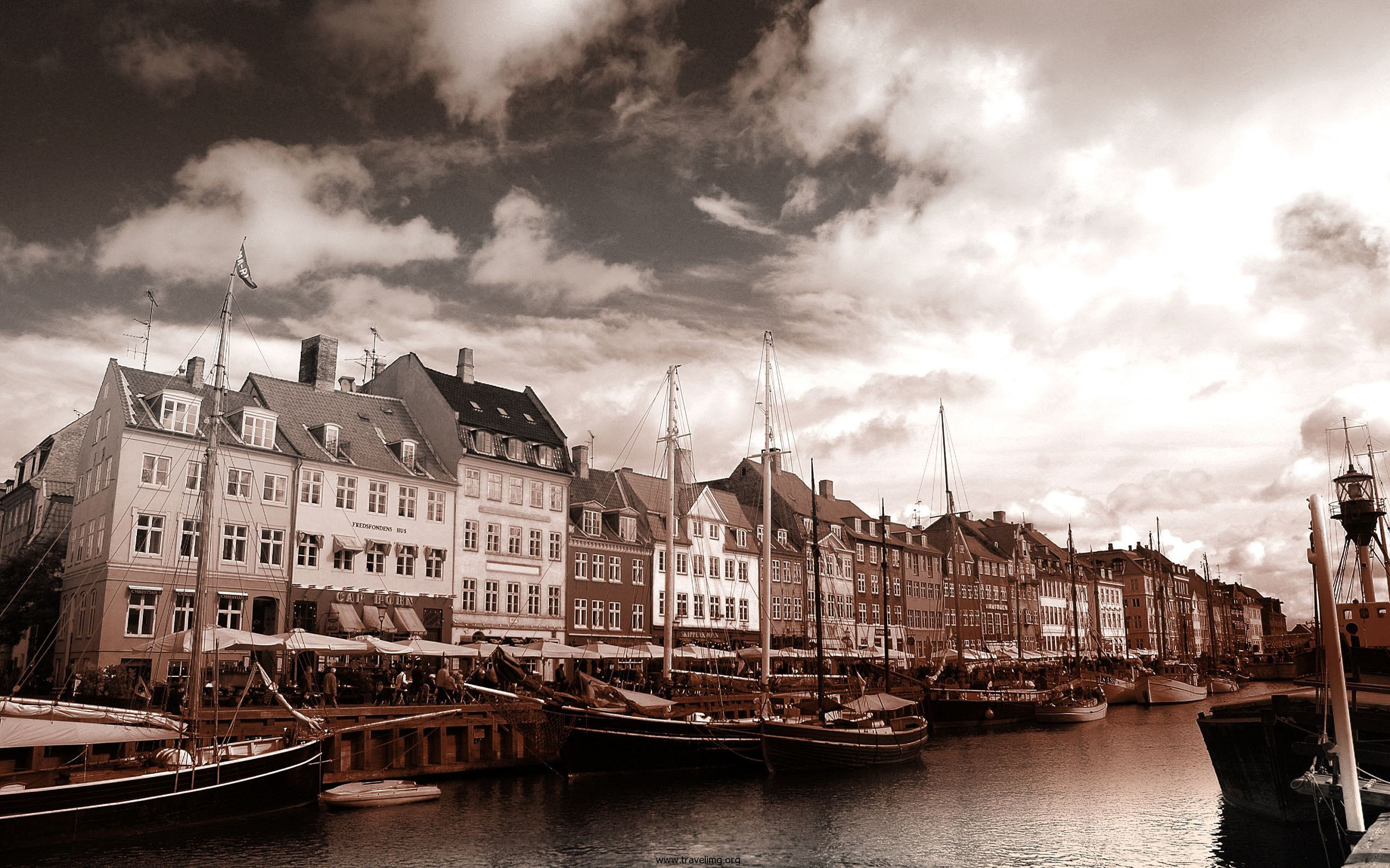 Copenhagen-Wallpaper-Denmark