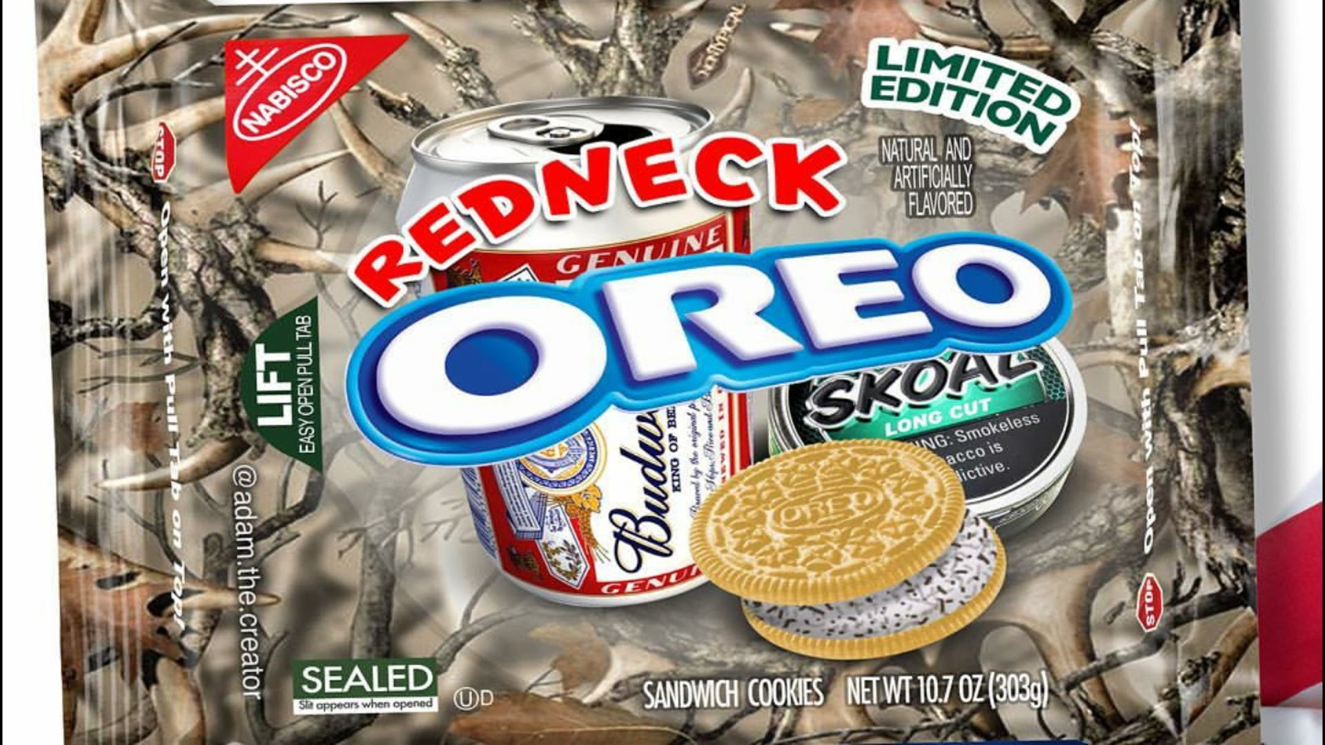 Redneck Oreos – Will It Cookie?