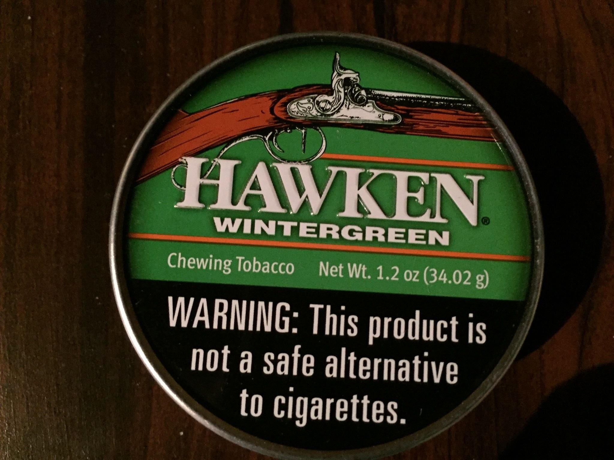 I'M BACK!!   Hawken Wintergreen