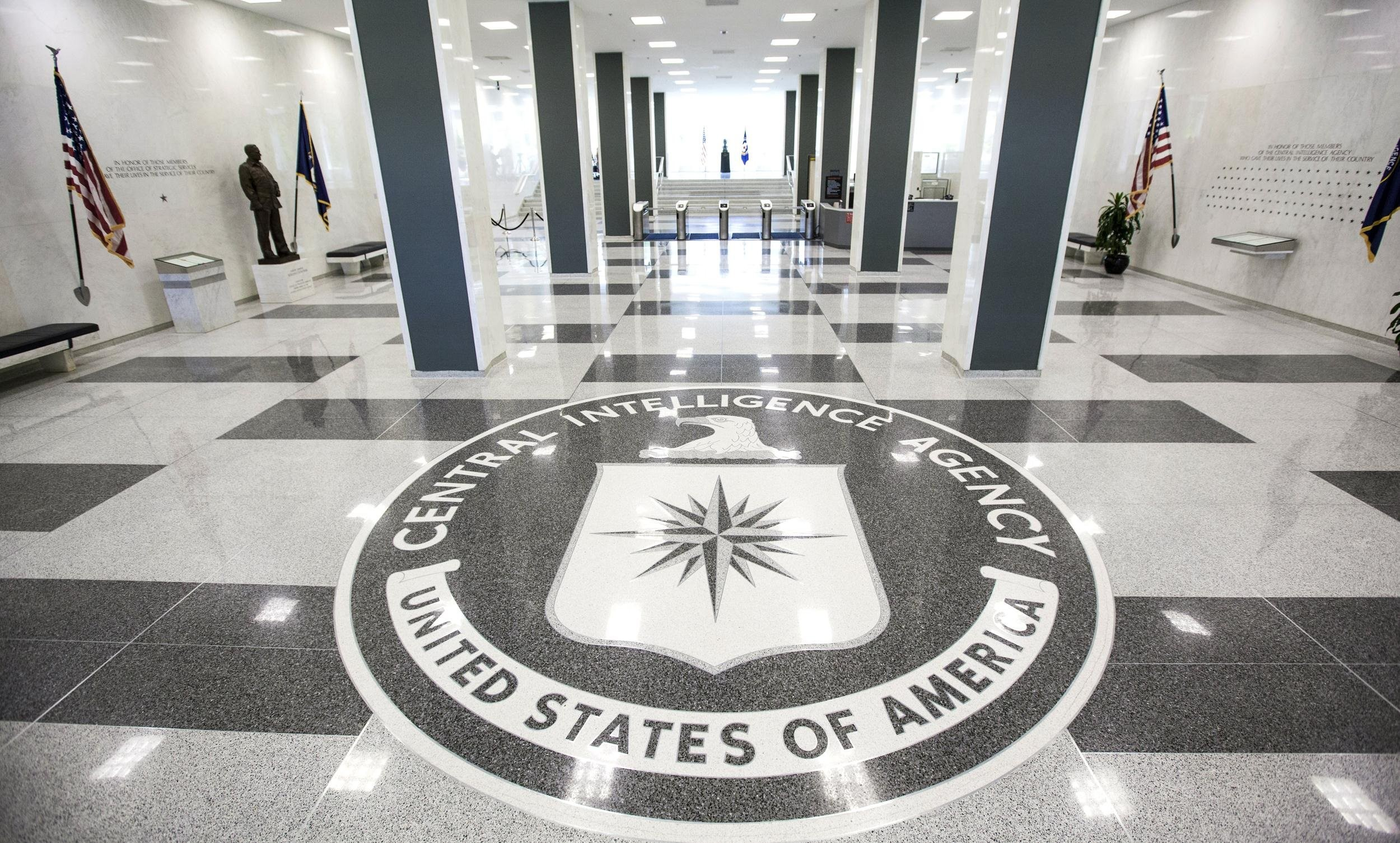 CIA Central Intelligence Agency crime usa america spy logo wallpaper      421682   WallpaperUP