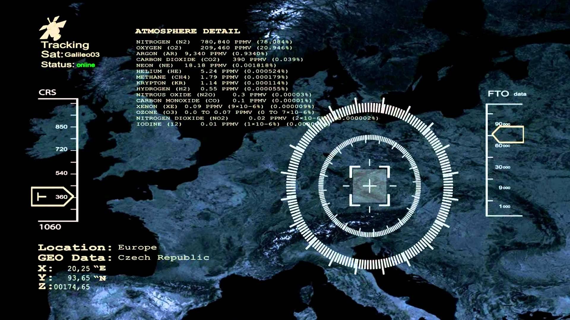 CIA: Satellite Tracking