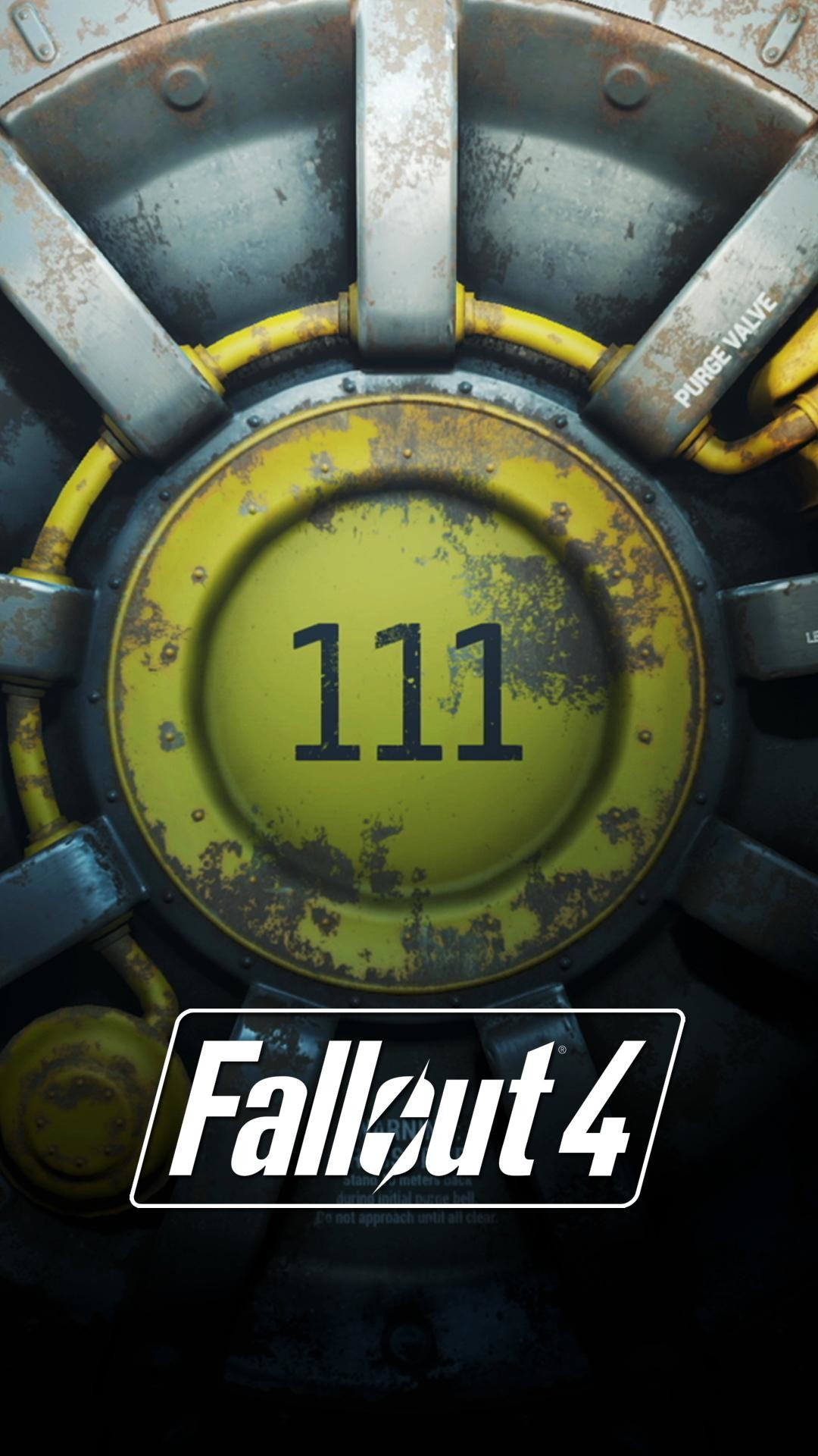 Fallout 4 nieuws: Prachtige iPhone- en Android wallpapers voor Fallout .