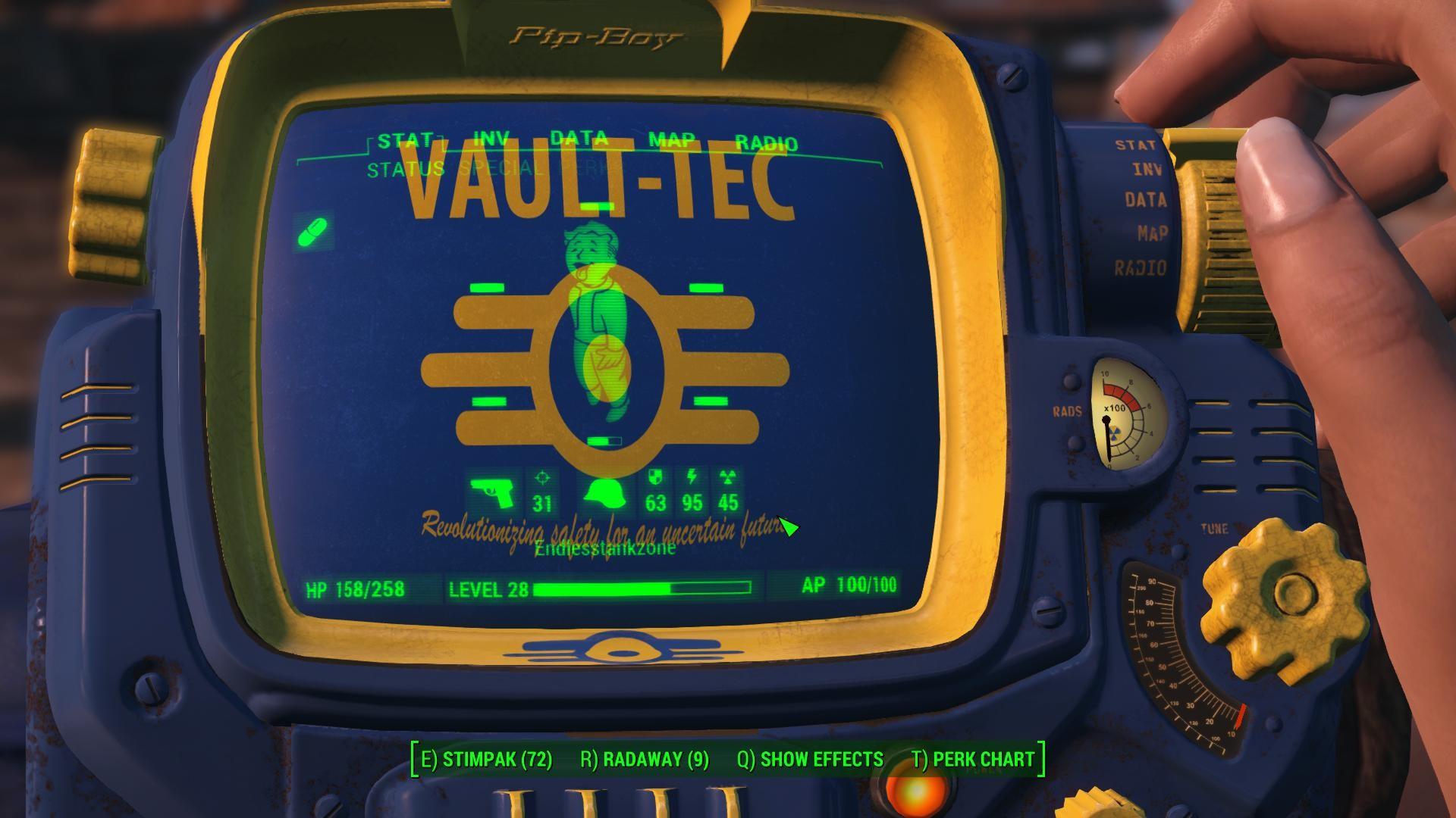 Classic Vault-Tec Security Mod download