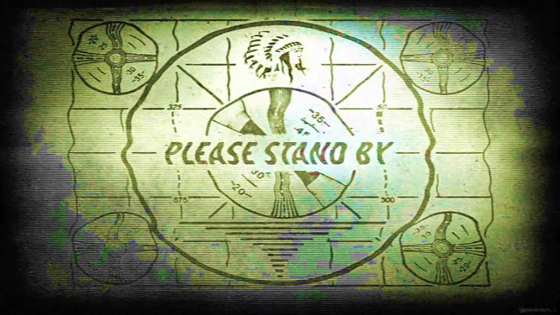 Fallout Please Stand By Wallpapers Free