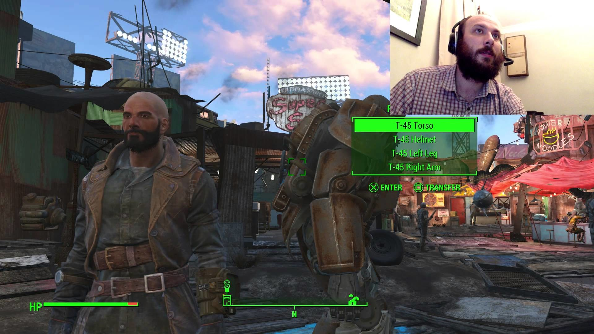 Fallout 4 – iPhone App and Pipboy