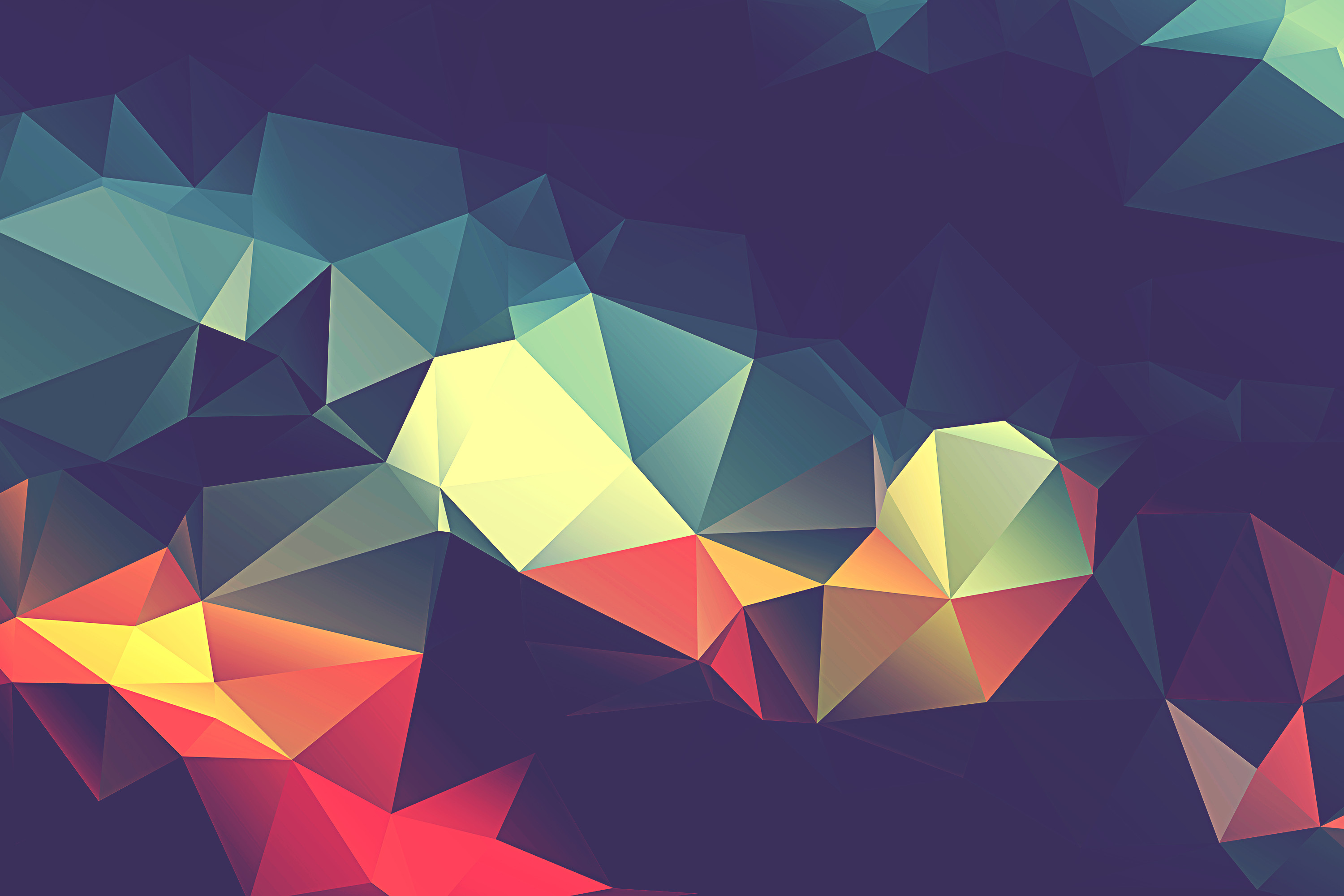 Android Wallpapers of the Week#13 (Polygon Backgrounds)