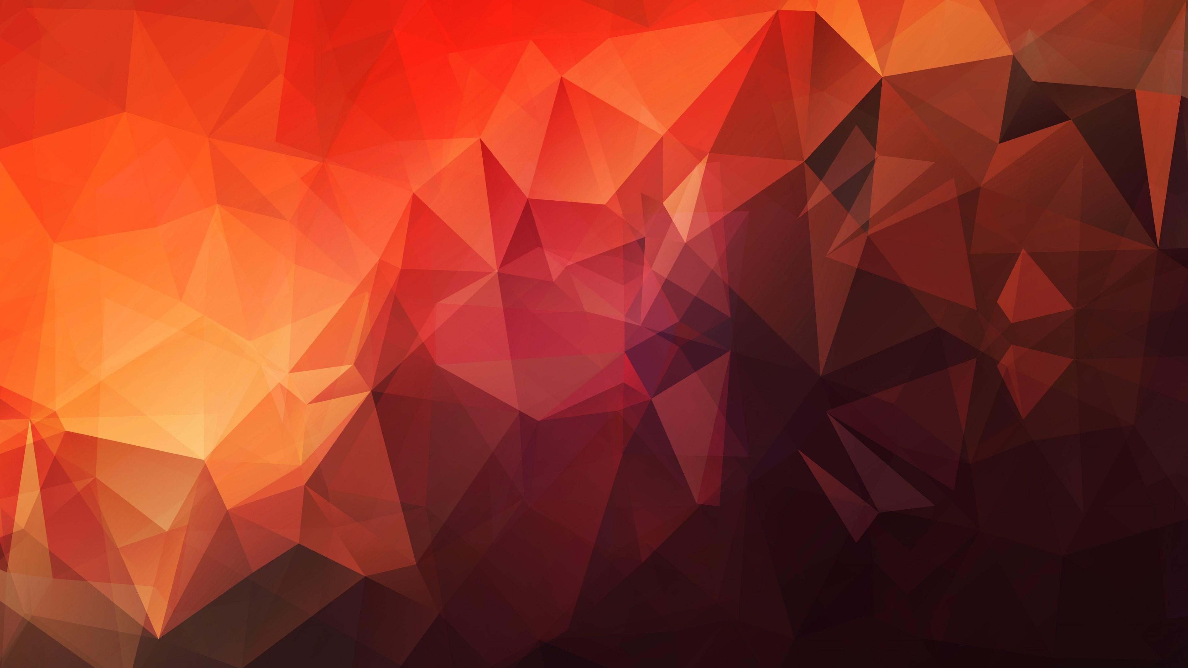 Wallpaper: Polygon. Ultra HD 4K 3840×2160