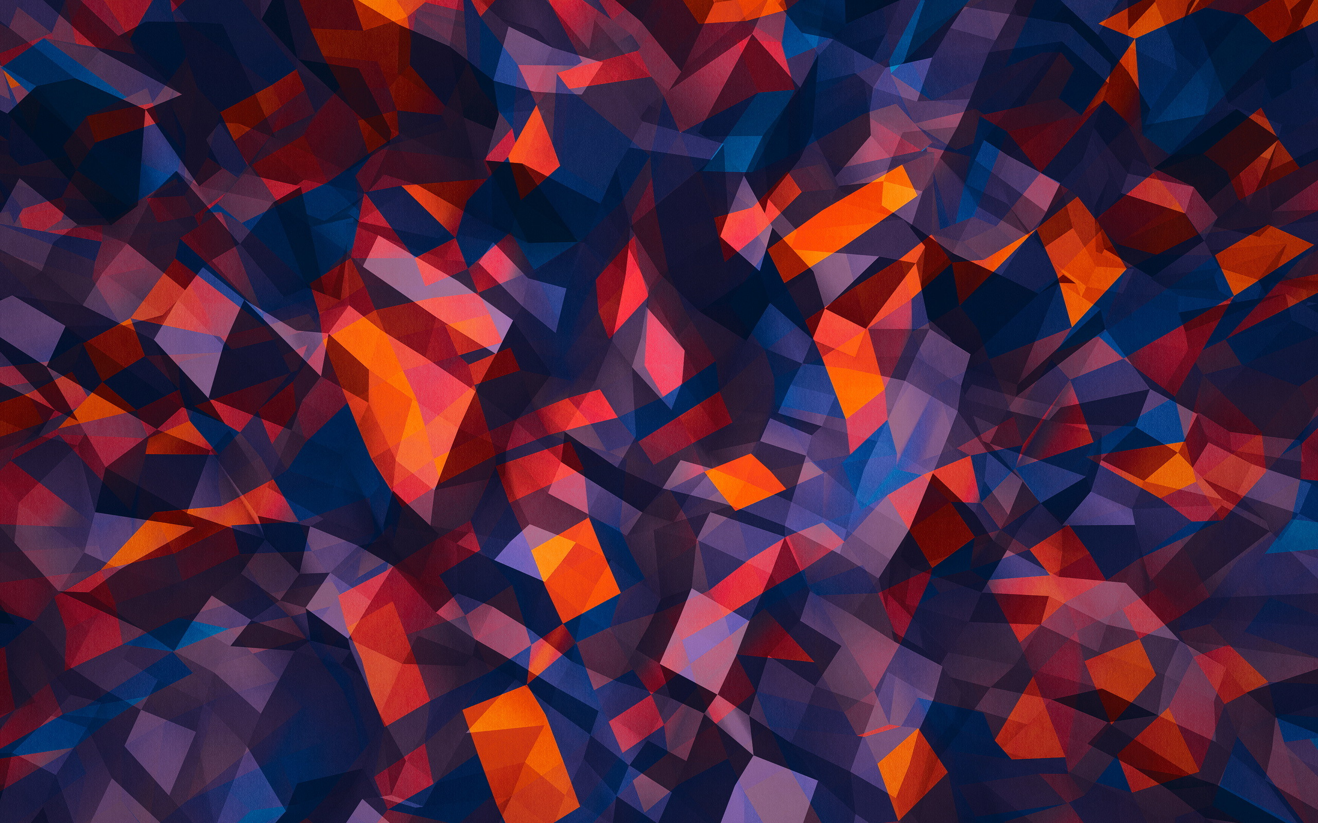 Triangle Widescreen Wallpaper